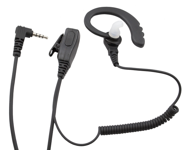HDS-74 In Ear Audio Headset, 3.5mm