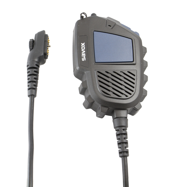 RSM-9X Ex Remote Speaker Microphone for THR9 Ex