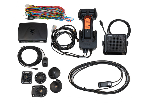 CARK-9 Car Kit for TH9-Series radios